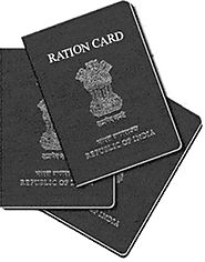 Apply Ration Cards India