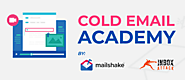 Cold Email Academy by Mailshake