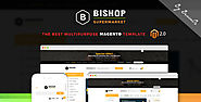 Ves Bishop | Awesome Magento 2 Electronic Theme | LandOfCoder