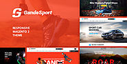 Grandesport - High Conversion Multipurpose Magento 2.2.x Theme by venustheme
