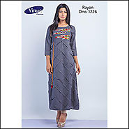 Ladies Kurti Manufacturers