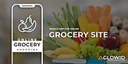 How can I make a mobile app for an already existing online grocery site?
