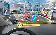 Augmented Reality (AR) based Heads-up Display (HUD) | CHRP-INDIA