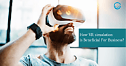 VR Simulation Is Beneficial For Business? | CHRP-INDIA Pvt. Ltd.