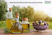 How does olive oil work for skin?
