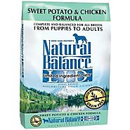 Natural Balance – Sweet Potato & Chicken Formula