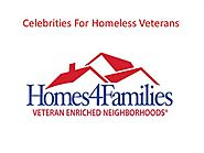 Celebrities for Homeless Veterans