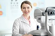 Experienced Optometrist for Eye Test