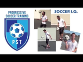 Progressive Soccer Training Soccer Drills and Soccer Skills with FREE Video!