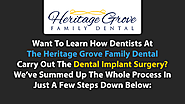 Heritage Grove Family Dental