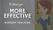 What Makes Nursery Teaching More Effective? – Teacher Training Delhi
