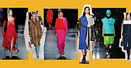 Color Blocking Gets a Fall 2018 Update - Le Mill India