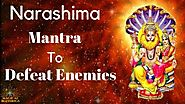 !!! Warning Powerful Narashima Mantra | Win over every Work | Defeat Enemies