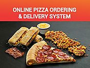 Online Pizza Ordering and Delivery Software With Mobile Apps