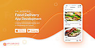 Best Restaurant Delivery App Development Company