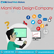 Build Good Brand Value for Your Business With An Affordable Website Design Company in Miami