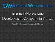 Best Reliable Website Development Company in Florida