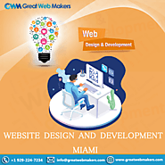 Best Website Design and Development Services in Miami Florida