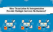 How Translation & Interpretation Provide Multiple Services To Business?