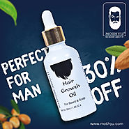 Beard Grwoth Oil - Perfect for MEN