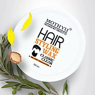 Hair Styling Wax - Design For Men