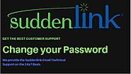 How to Change and Reset Suddenlink Password