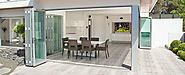 Wide Range Of Quality Folding Doors For Your Home