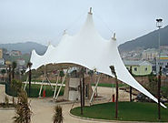 Tensile Structure in Punjab, Tensile Fabric Structure