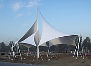 Tensile Membrane Structure in Punjab, Tensile Fabric Structure
