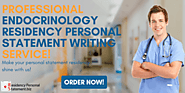 Residency Personal Statements