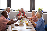 Healthy Eating Insights for Elderly People