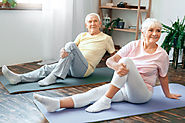 Light Exercises Suitable for Elderly People