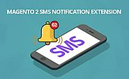Magento 2 SMS Notification Extension | Twilio & BulkSMS Notification For Magento 2