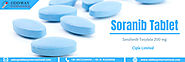 Soranib 200 mg Sorafenib Tablet – Uses, Side Effects, Precautions and Price in Cambodia and Vietnam