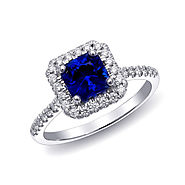 Your Everyday Blues - Gemstone Engagement Rings