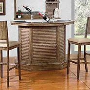 Buy a Custom Wine Bar Furniture For Home Online