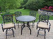 Buy Affordable and Beautiful Outdoor Pub Table and Chairs for Home Online