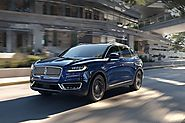 NEW 2019 Lincoln Nautilus from Lincoln Dealerships in Central LA: The Hottest New Luxury SUV in Town