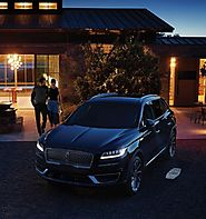 Lincoln Dealerships near New Orleans, LA Offer the 2019 Lincoln Nautilus: A Luxury SUV that Combines Sophistication a...