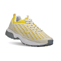 Women's FLEXNET Yellow Athletic Shoes | GravityDefyer.com