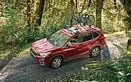 Chatham Parkway Subaru | 2019 Subaru Forester from Your Subaru Dealership near Beaufort, SC: The Compact SUV With an ...