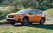 Go Faster and Farther with the New 2019 Subaru Crosstrek from Your Local Subaru Dealership in SC | Chatham Parkway Su...