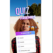 Instagram Update : Interactive poll Quiz sticker in Instagram Stories - Being4u