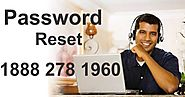 Password Reset Problems Are Resolved 24/7