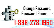 Password Generator Task Should Be Done Securely
