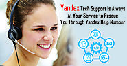 Yandex Support Number is Toll-free and Accessible from Anywhere