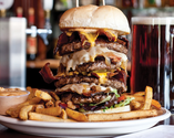 The Lucky 13 Burger Challenge