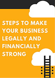 Make your small business more legally and financially strong