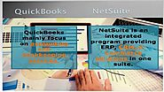 Difference Between QuickBooks and NetSuite