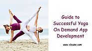 Yoga On Demand App Development Solution